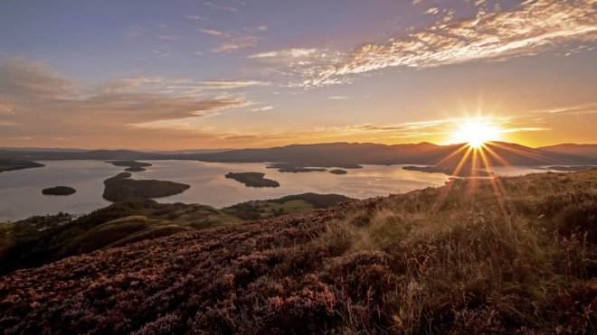 Conic Hill (credit: Clark Hamilton)