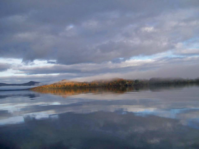 Milarrochy Bay (credit: Adrian O'Dell)